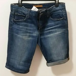 New Joe's 26/27 Boyfriend Mid Rise Soft shorts